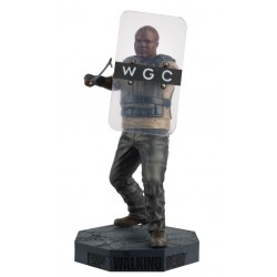 T DOG THE WALKING DEAD COLLECTION NUMERO 23
