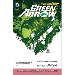 GREEN ARROW VOL.5 OUTSIDERS WAR