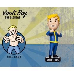 VAULT BOY UNARMED FALLOUT 4 WAVE 2 BOBBLE HEAD