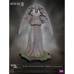 DOCTOR WHO - WEEPING ANGEL - POLYSTONE FIGURE