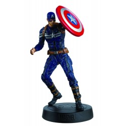 CAPTAIN AMERICA FROM CAPTAIN AMERICA THE WINTER SOLDIER MARVEL MOVIE COLLECTION RESINE FIGURE N17