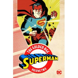 SUPERMAN GOLDEN AGE VOL.2