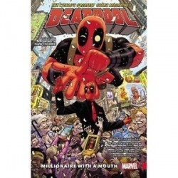 DEADPOOL WORLD'S GREATEST VOL.1 MILLIONAIRE WITH A MOUTH