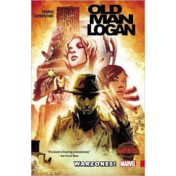 WOLVERINE OLD MAN LOGAN VOL.0 WARZONES