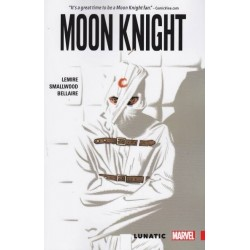 MOON KNIGHT VOL.1 LUNATIC