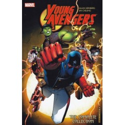 YOUNG AVENGERS BY HEINBERG AND CHEUNG VOL.1