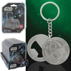 DEATH STAR WARS STAR WARS ROGUE ONE KEYCHAIN BOTTLE OPENER