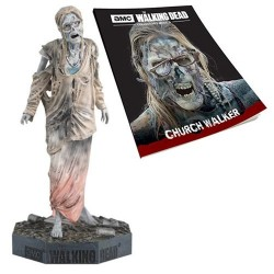 CHURCH WALKER THE WALKING DEAD COLLECTION NUMERO 24