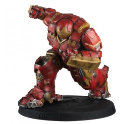 HULKBUSTER IRON MAN MARVEL MOVIE COLLECTION RESINE FIGURE HORS SERIE NUMERO 2
