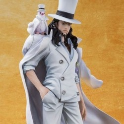 ROB RUCCHI ONE PIECE GOLD FIGUARTS ZERO VINYL FIGURE