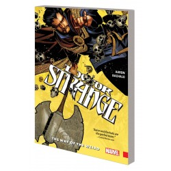 DOCTOR STRANGE VOL.1 WAY OF THE WEIRD SC