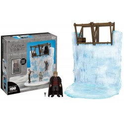 TYRION LANNISTER AT THE WALL GAME OF THRONES ACTION FIGURE AND DISPLAY