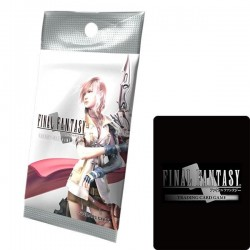 FINAL FANTASY BOOSTER SERIE 1 VF TRADING CARD