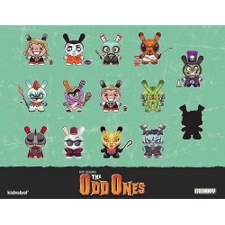 THE ODD ONES DUNNY BLIND BOX VINYL FIGURE
