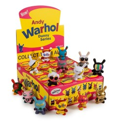 ANDY WARHOL DUNNY SERIES BLIND BOX VINYL FIGURE