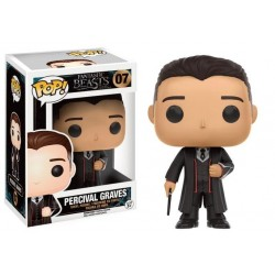 PERCIVAL GRAVES FANTASTIC BEASTS POP! VINYL FIGURE
