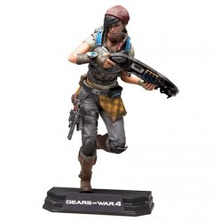 KAIT DIAZ GEARS OF WAR 4 COLOR TOPS FIGURE