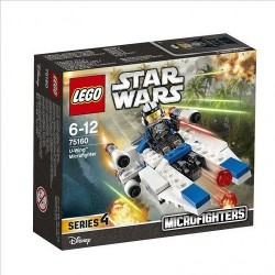 U-WING MICROFIGHTER STAR WARS ROGUE ONE LEGO