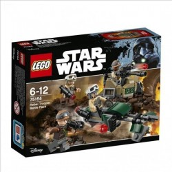 REBEL TROOPER BATTLE PACK STAR WARS LEGO