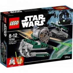 YODA JEDI STARFIGHTER STAR WARS LEGO
