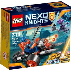 KING'S GUARD ARTILLERY NEXO KNIGHTS LEGO