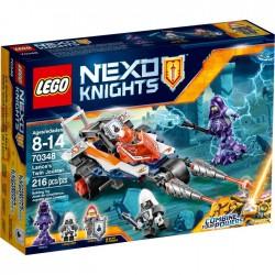 LANCE S TWIN JOUSTER LEGO NEXO KNIGHTS BOX