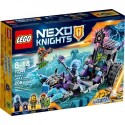 RUINA S LOCK AND ROLLER LEGO NEXO KNIGHTS BOX