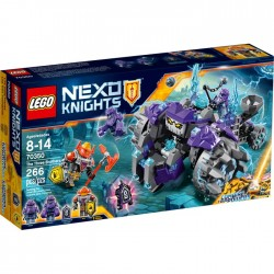 THE THREE BROTHERS LEGO NEXO KNIGHTS BOX