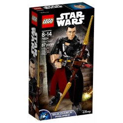 CHIRRUT IMWE LEGO STAR WARS ROGUE ONE BUILDABLE FIGURE
