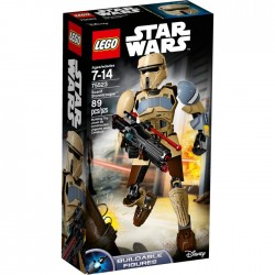 SCARIF STORMTROOPER LEGO STAR WARS ROGUE ONE BUILDABLE FIGURE