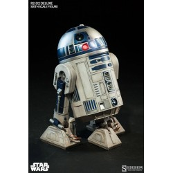 R2D2 STAR WARS 1/6 SCALE ACTION FIGURE