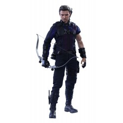 HAWKEYE 1/6 SCALE ACTION FIGURE CAPATAIN AMERICA CIVIL WAR