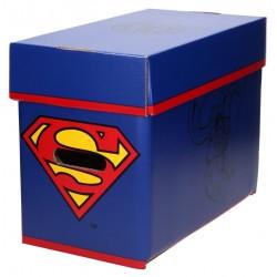 BOITE DE RANGEMENT DC COMICS SUPERMAN