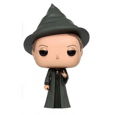 MINERVA MCGONAGALL HARRY POTTER POP! VINYL FIGURE