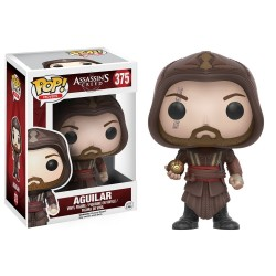 AGUILAR ASSASSIN'S CREED POP! MOVIES VINYL FIGURE