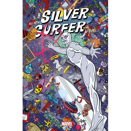 SILVER SURFER ALL-NEW ALL-DIFFERENT T01