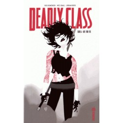DEADLY CLASS TOME 4
