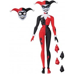 HARLEY QUINN DC THE NEW BATMAN ADVENTURES ACTION FIGURE