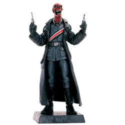 RED SKULL MARVEL CLASSIC COLLECTION NUMERO 9 RESINE FIGURE
