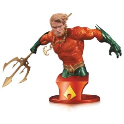 AQUAMAN DC SUPER HEROES BUST