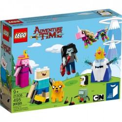 ADVENTURE TIME LEGO IDEA 21308
