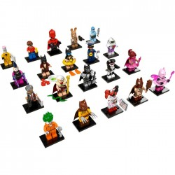 THE BATMAN MOVIE LEGO MINI FIGURE BLIND BLISTER 71017