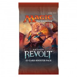 AETHER REVOLT BOOSTER MAGIC THE GATHERING