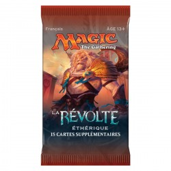 LA REVOLTE ETHERIQUE BOOSTER MAGIC THE GATHERING