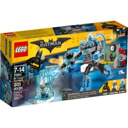 MR.FREEZE ICE ATTACK LEGO BATMAN THE MOVIE 70901
