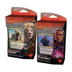 TEZZERET DECK DE PLANESWALKER LA REVOLTE ETHERIQUE MAGIC THE GATHERING