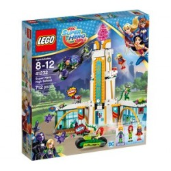 L'ECOLE DES SUPER HEROS LEGO SUPERHERO GIRLS 41232