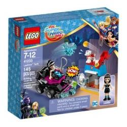 LE TANK DE LASHINA LEGO SUPERHERO GIRLS 41233