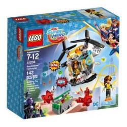 L'HELICOPTERE DE BUMBLEBEE LEGO SUPERHERO GIRLS 41234