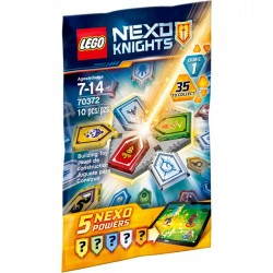 NEXO POWERS LEGO NEXO KNIGHTS BLIND PACK 70372